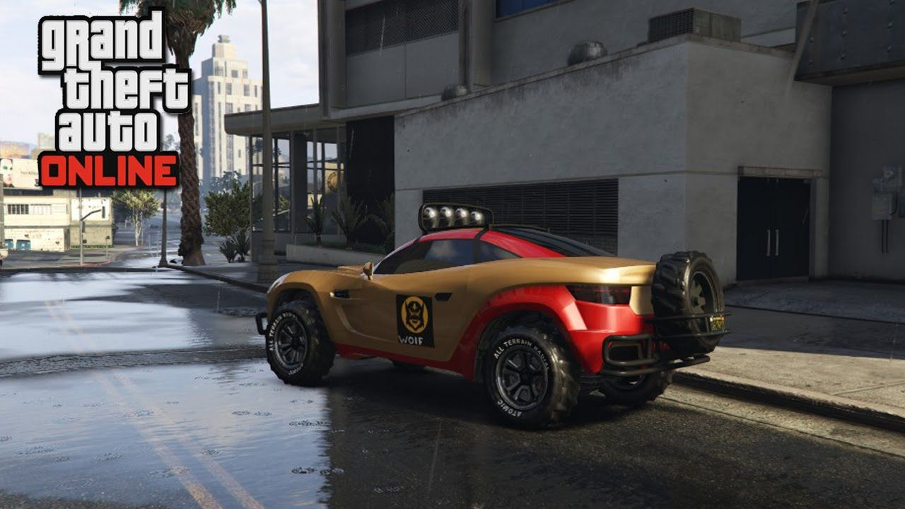 GTA 5 DLC UPDATE - NEW