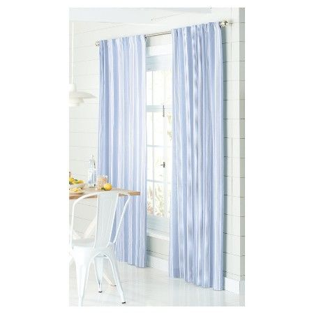 Stripe Window Curtain Panel Threshold Target Stripes And