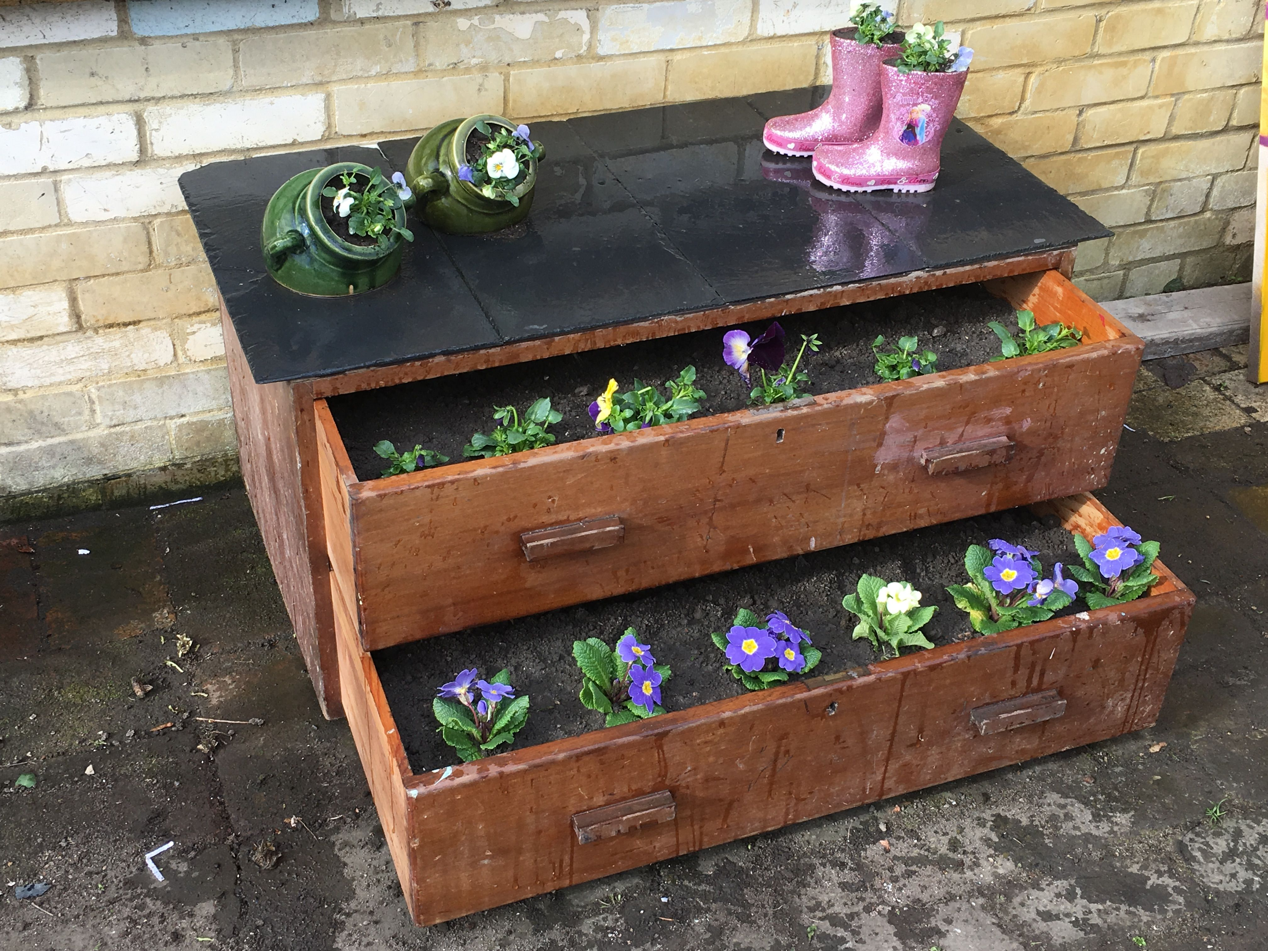 Garden idea I created