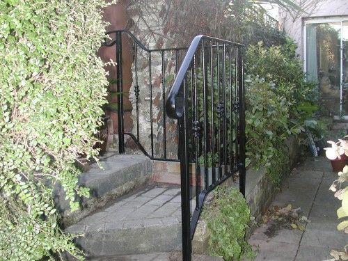 Best R 21 The Handrail People Garden Steps Outdoor 640 x 480