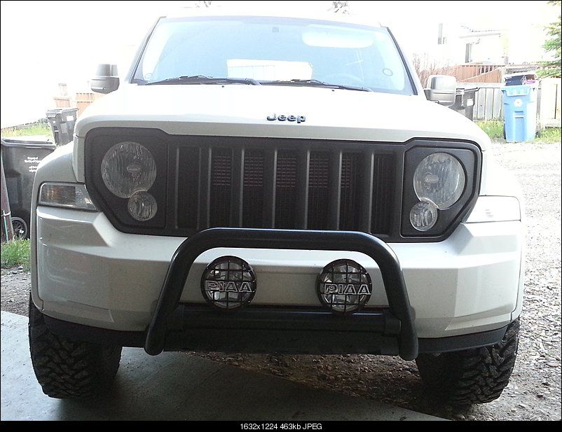 You Can Buy Both Tow Hooks The Jk Bar And Probably Even A Set Of