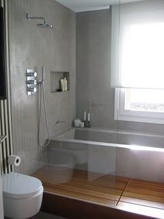 Jacuzzi Banos Modernos Grandes.Shower Bath Heeeeel Handig Bano Banera Y Ducha Banos