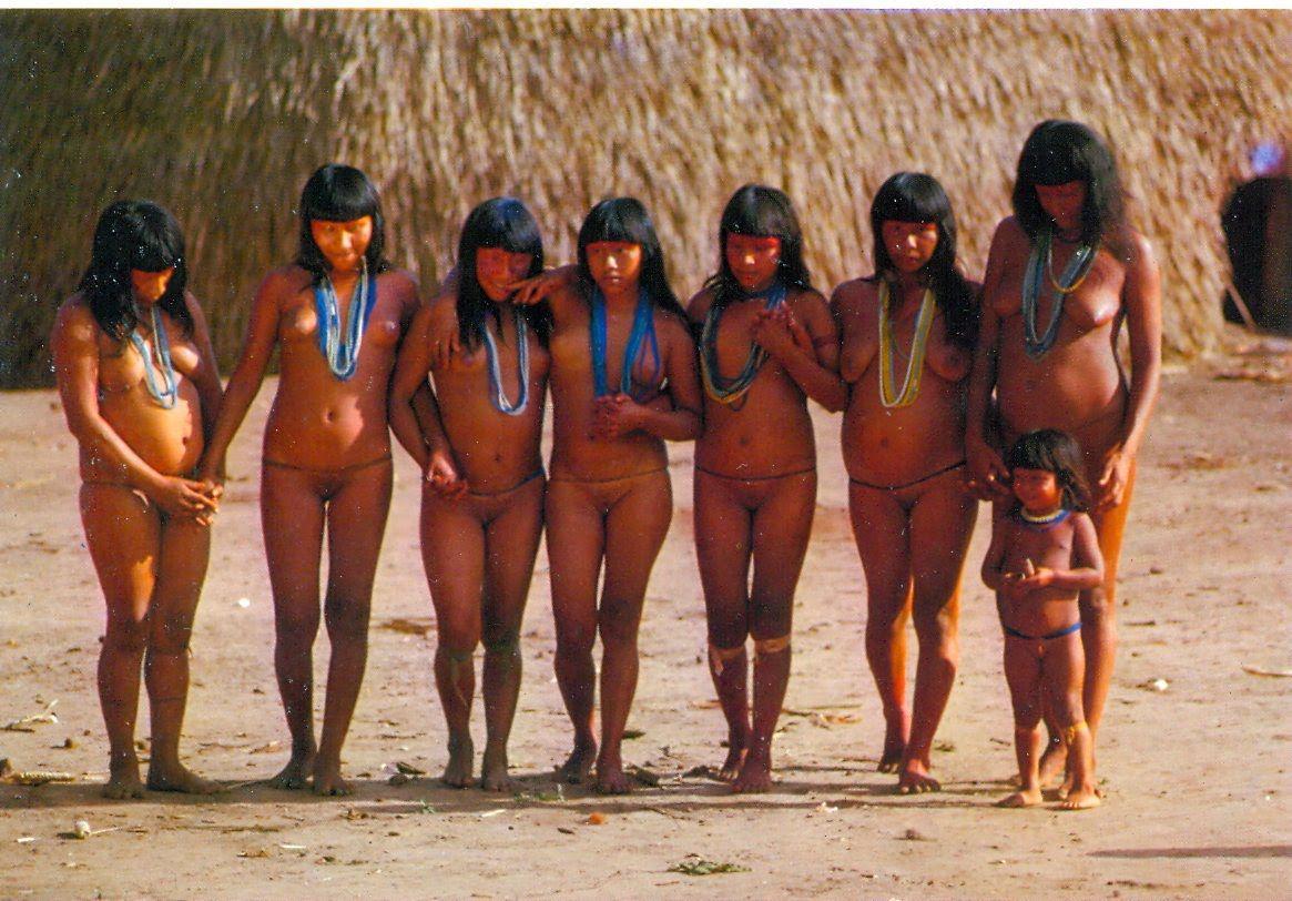 Apologise, Wild indigenous women naked