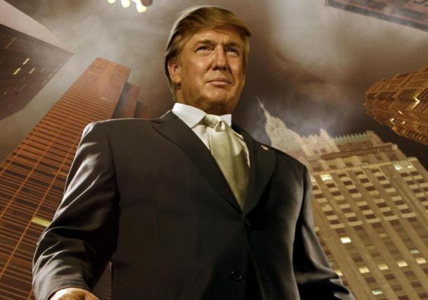 Image result for trump sues author