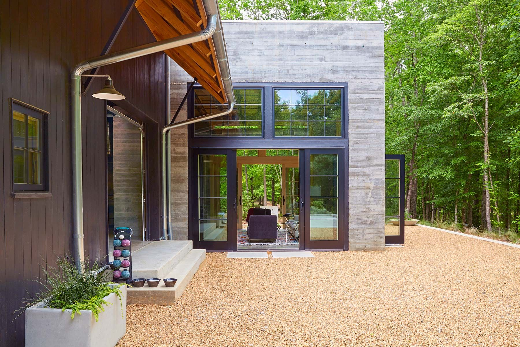 Francis bryant construction indian springs modern