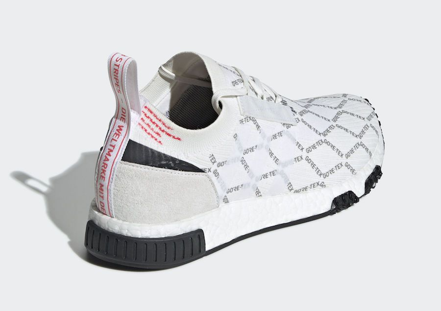 bbb4dc3a2 adidas NMD Racer GTX Gore-Tex White Black BD7725 Release Date - SBD ...