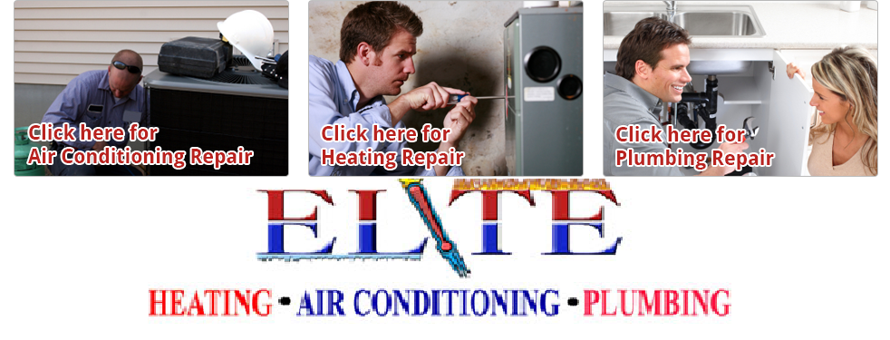 Elite Heating Cooling And Plumbing Prides On Our Professional And
