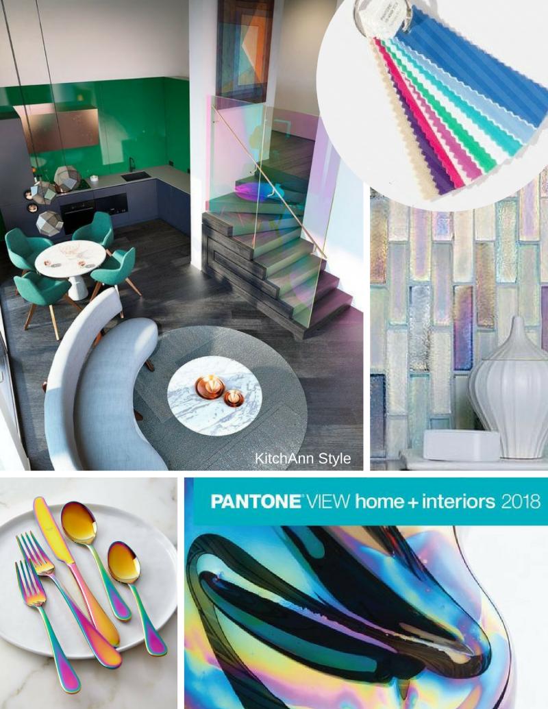 Pantone Home 2018 Color Trend Inspiration   Tech-nique
