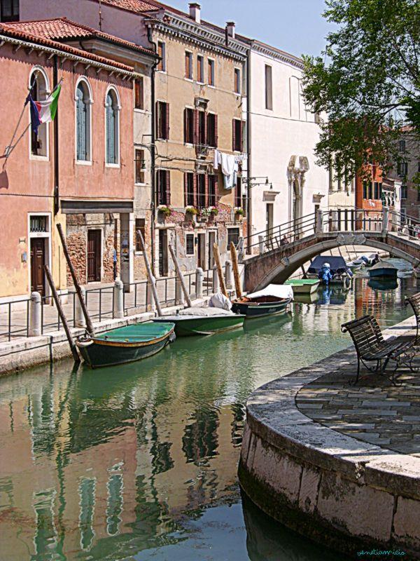rio de le Terese Venise