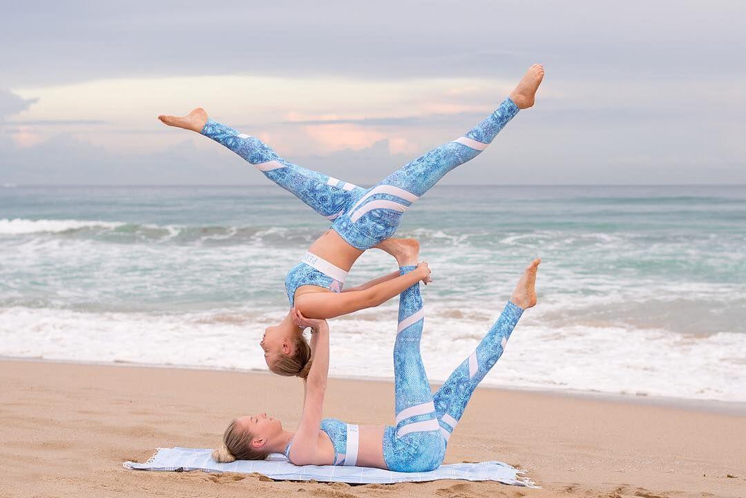 Yoga Challenge Partner Easy Yoga Couple Challenge Partner Acro Yoga Yoga Friends Partner Y Three Person Yoga Poses Two People Yoga Poses Two Person Yoga Poses