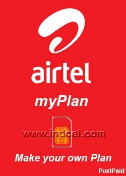 Book Now   ! Airtel myPlan Rs 199 | Airtel Postpaid Plans