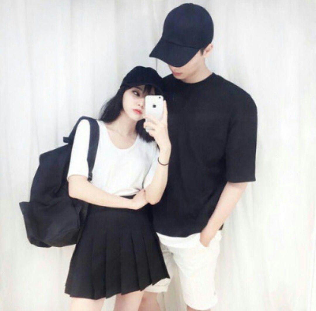 #ulzzang couple | ulzzang | Korean couple, Fashion couple ...