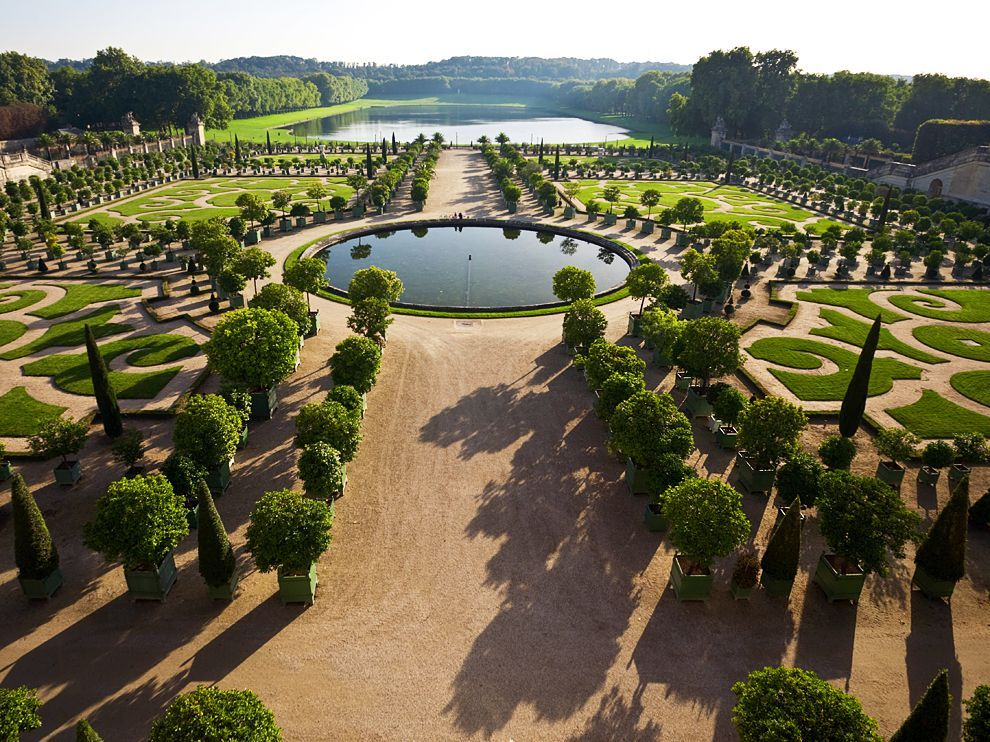Gardens Of Versailles France 5