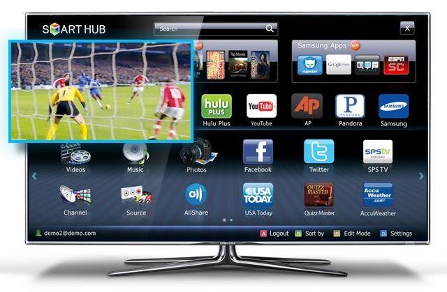 Smart Dvr And Smart Tv Smart Tv Samsung Smart Tv Samsung