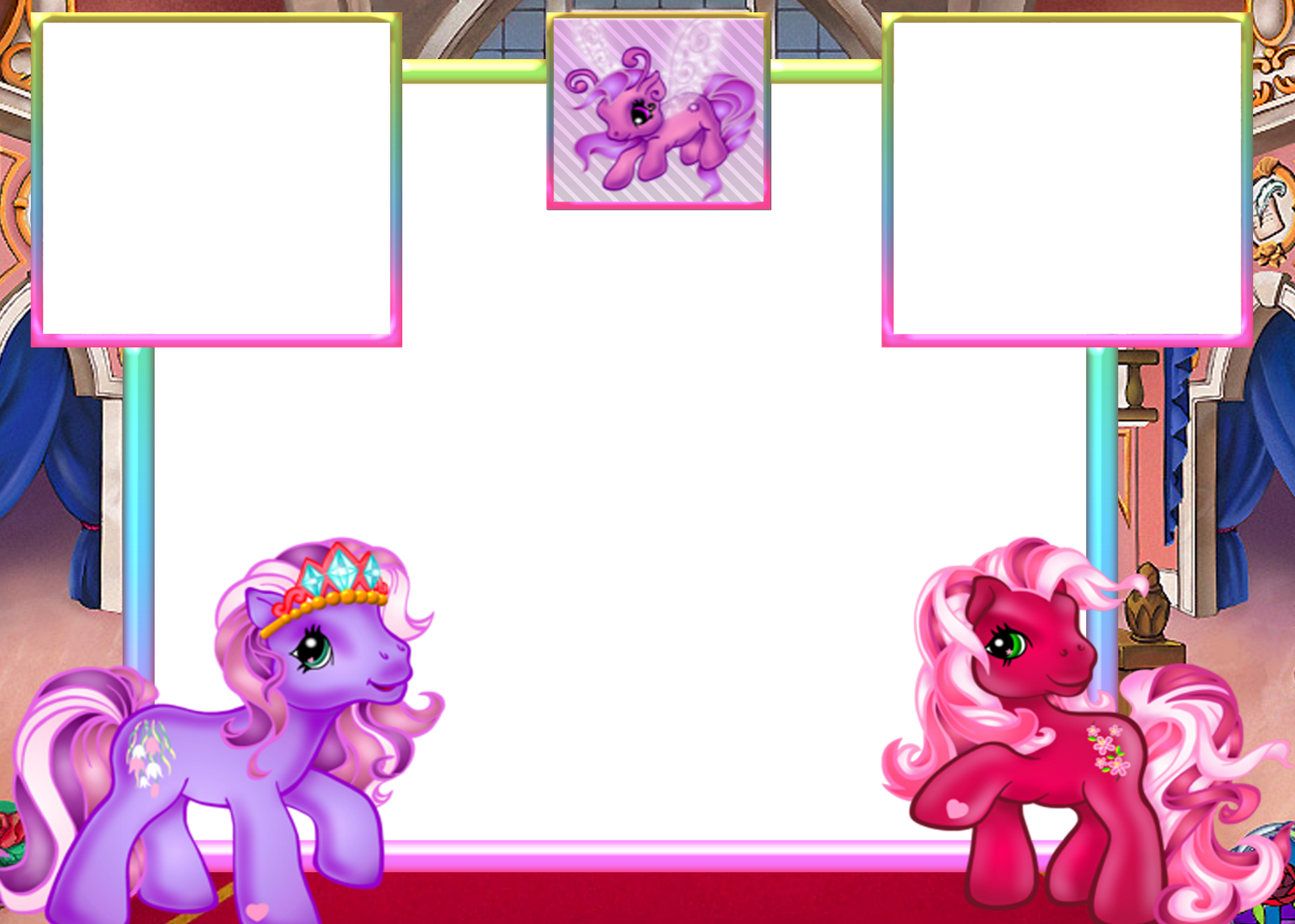 Ponies kids transparent frame gallery yopriceville high ponies kids transparent frame gallery yopriceville high quality images and transparent png free clipart frames pinterest pony high quality jeuxipadfo Gallery
