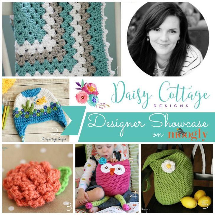 Lauren Brown of Daisy Cottage Designs: Designer Showcase   crochet ...