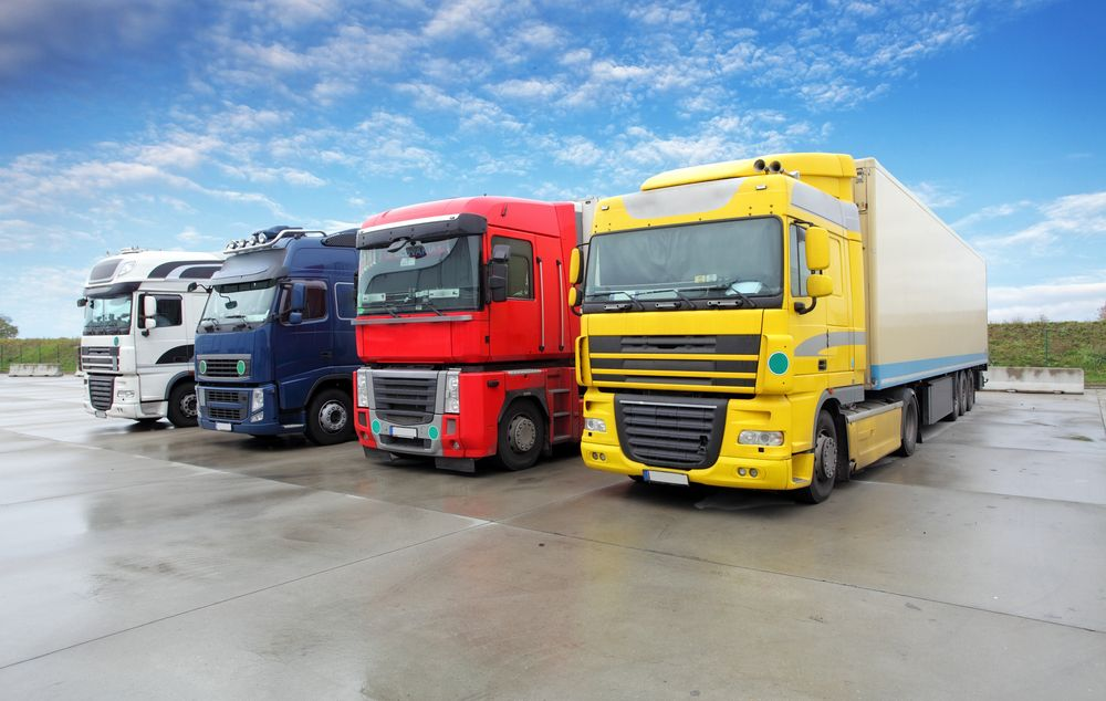 Truck Driver Shortage May Be A Cause For Alarm Cargo Transport