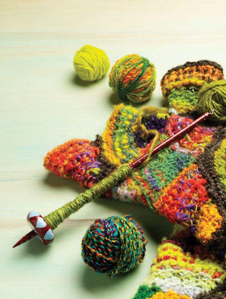 Amazing Spaß Häkelarbeithut Muster Embellishment - Decke Stricken ...