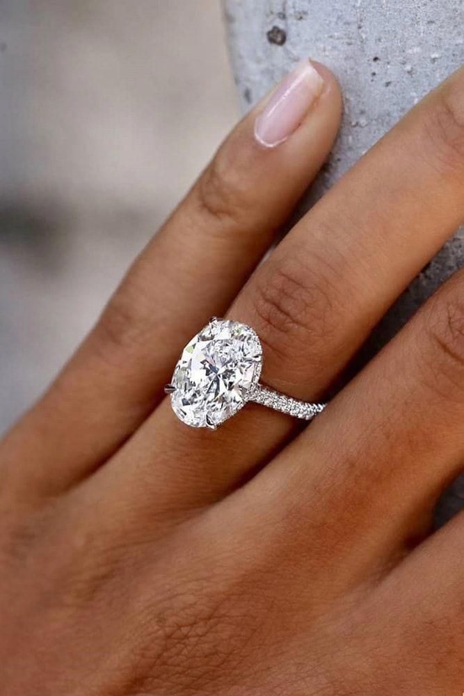 Floating Engagement Ring Settings