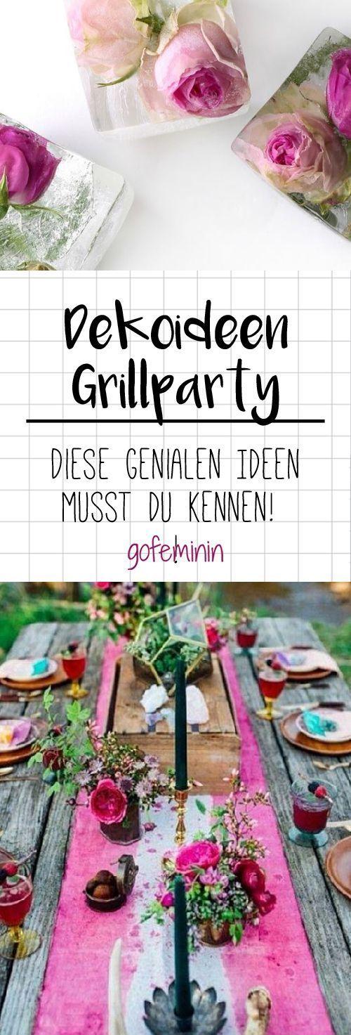 Photo of I godt humør: 8 fantastiske DIY-dekorasjonsideer til grillfesten din!
