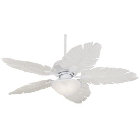 52 Quot Casa Vieja Outdoor Palm Leaf Ceiling Fan 53450