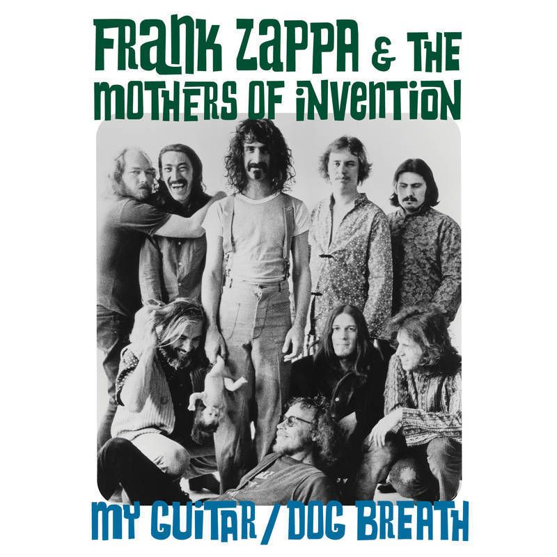 Details About Frank Zappa My Guitar Record Store Day 2016