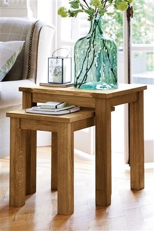 Cambridge® Light Nest Of Tables - love this #Firsttimebuyer | For ...