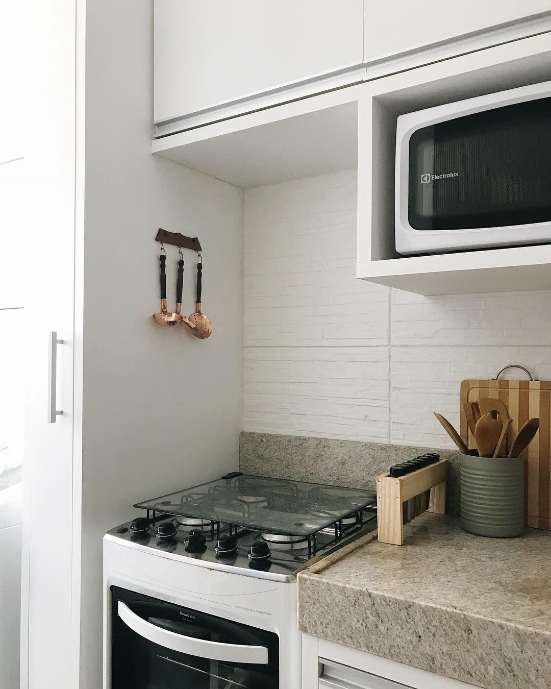 Cozinha De Patricia Moreira Em Cozinha Cozinha Minimalista