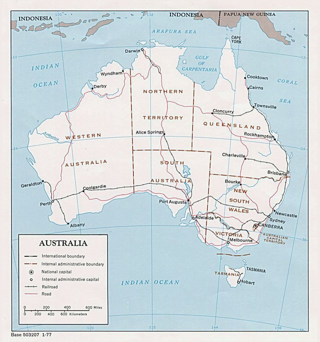 Detailed map of australia and oceania world map pinterest detailed map of australia and oceania gumiabroncs Image collections