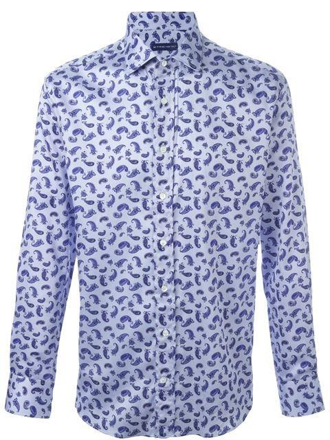 ETRO Paisley Print Shirt. #etro #cloth #shirt