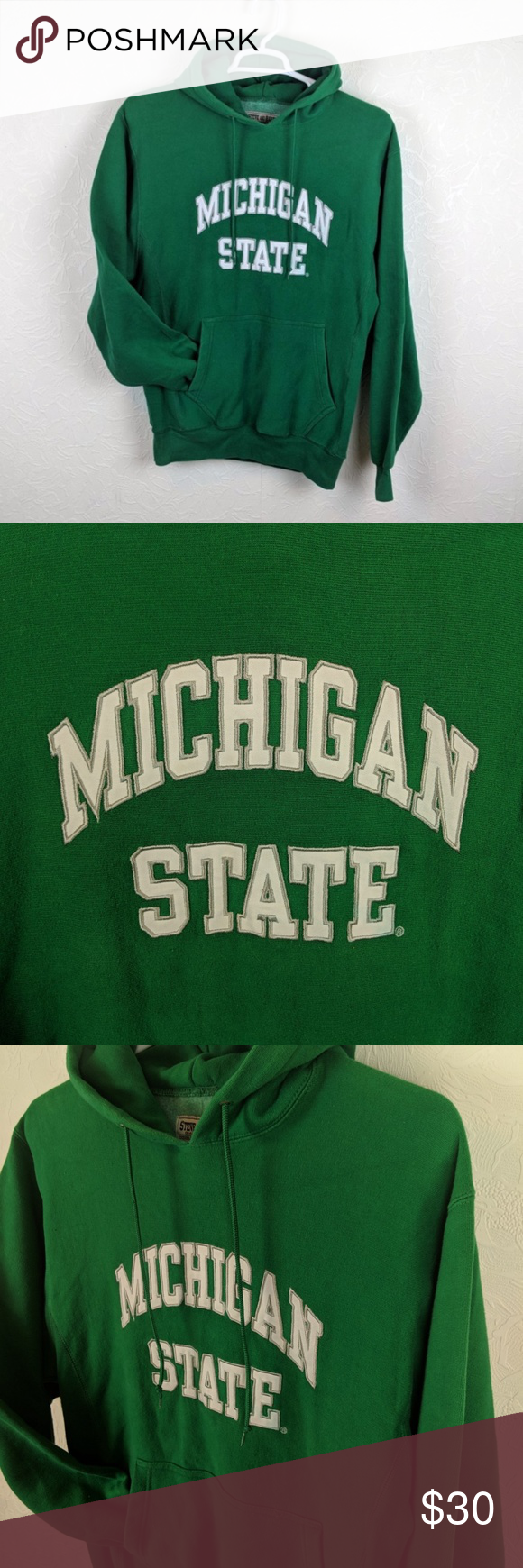 Steve Barrys Mens Michigan State Spartans Hoodie Steve Barry S Mens Michigan State Spartans Msu H Michigan State Spartans Sweatshirts Hoodie Michigan State [ 1740 x 580 Pixel ]