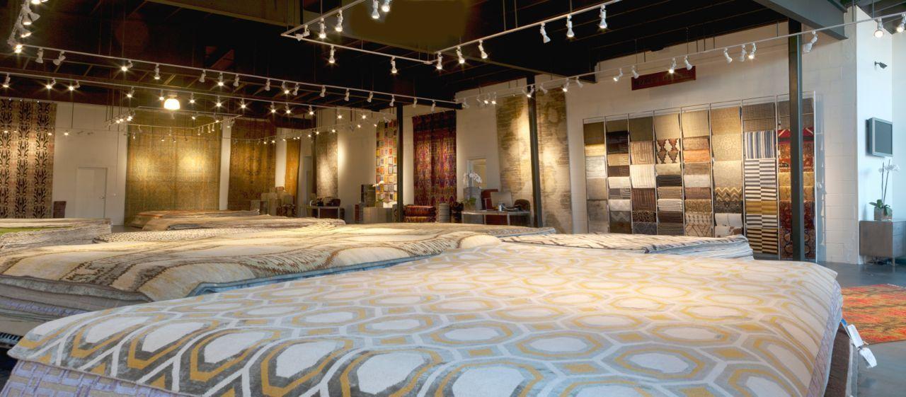 Stark Home La Showroom To Designer Fabrics Wallcoverings Carpets And Rugs