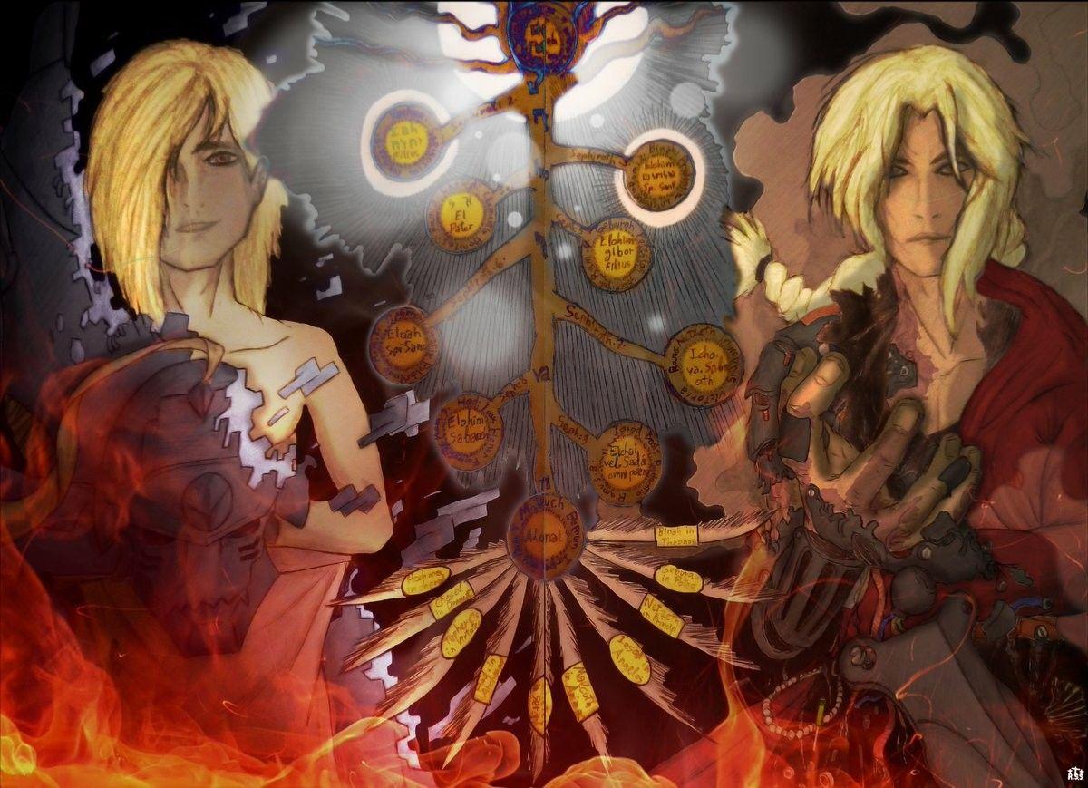 Fullmetal Alchamist Brotherhood   Fullmetal alchemist ...