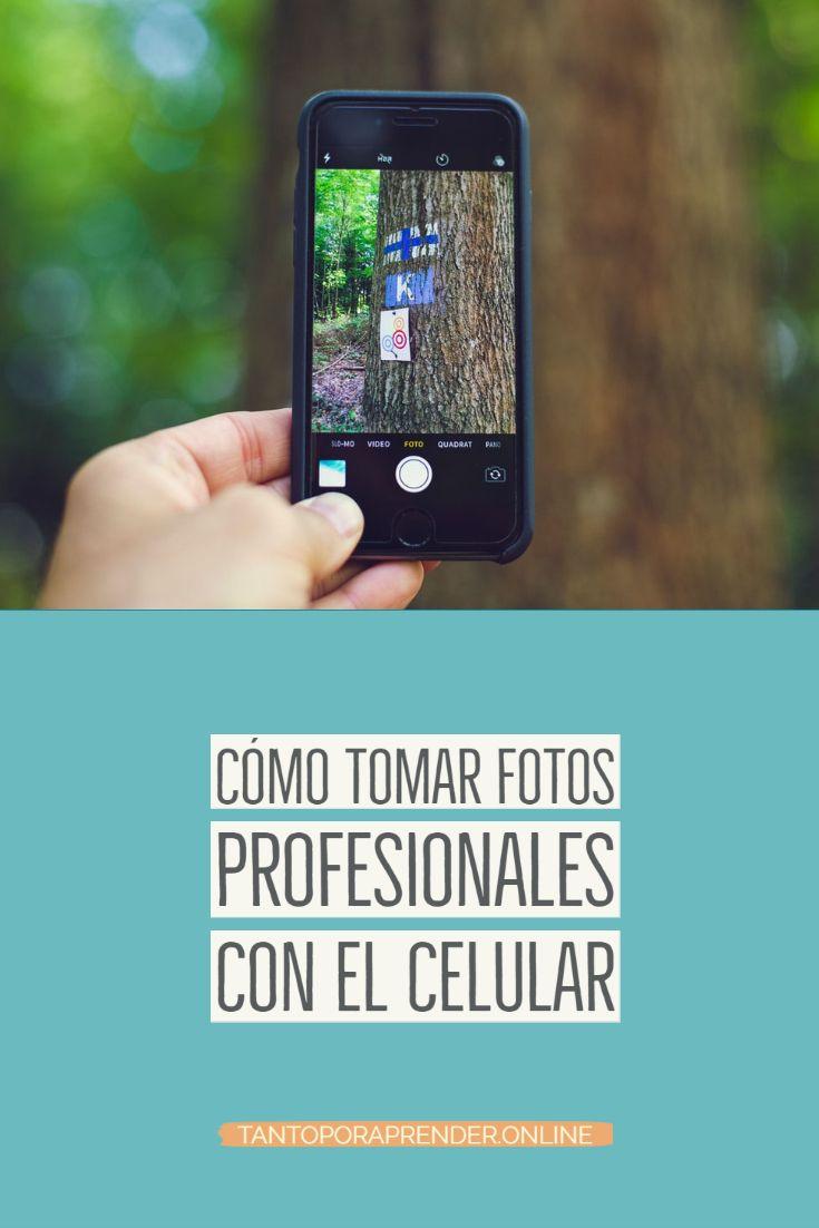 Cómo Tomar Fotos Profesionales Con El Celular Como Tomar Fotos Profesionales Trucos Para Fotos Fotos Profesionales