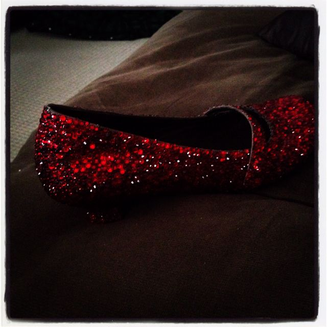 0449a929111d My ruby slippers!!