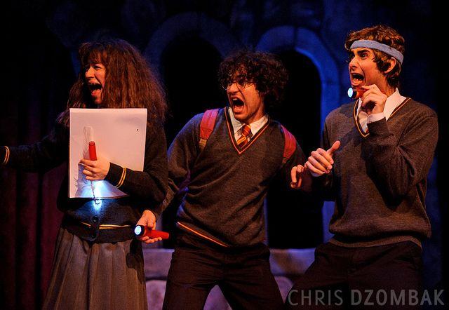 Avps Very Potter Musical Starkid Harry Potter Musical