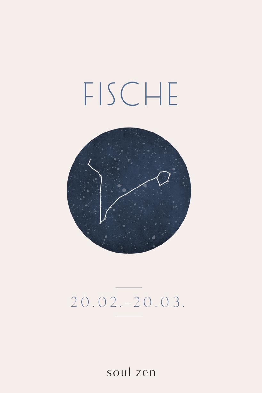Sternzeichen Fische - Eigenschaften & Charakter