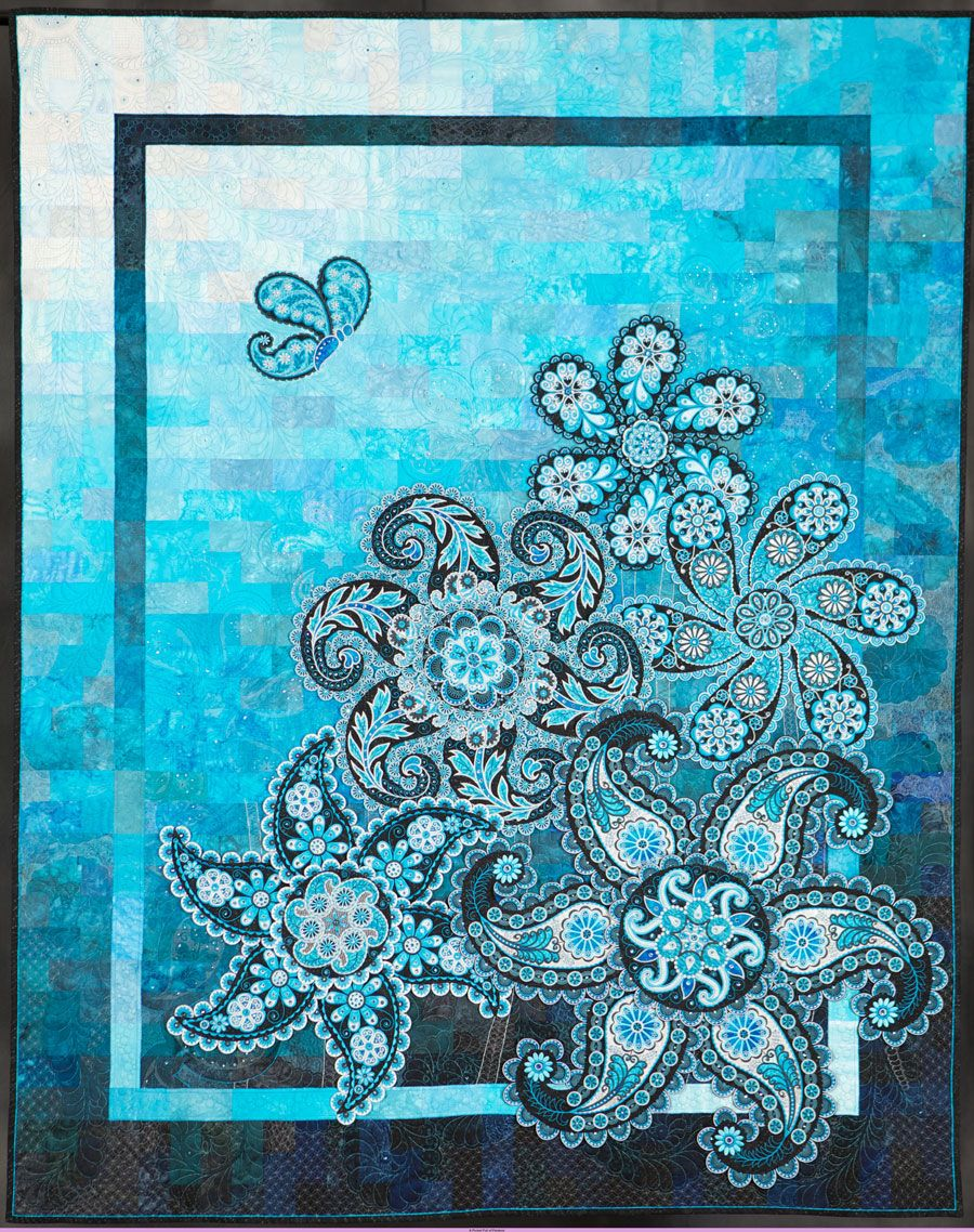A Pocket full of Paisleys by Lorilynn King, Excellence in ...