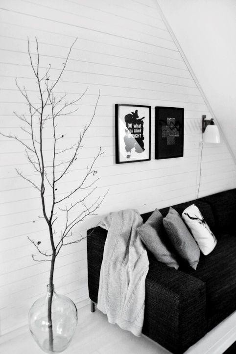 Luminaires : Comment bien choisir ses lampes ? - DecoCrush  Tree branches decor