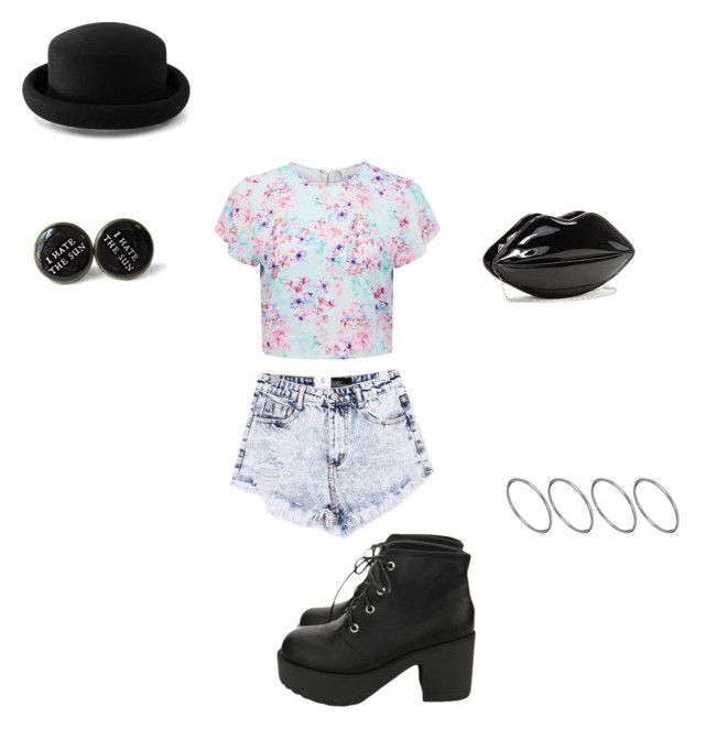 """""""Style"""" by iben8 ❤ liked on Polyvore featuring Forever New, Warehouse and ASOS"""
