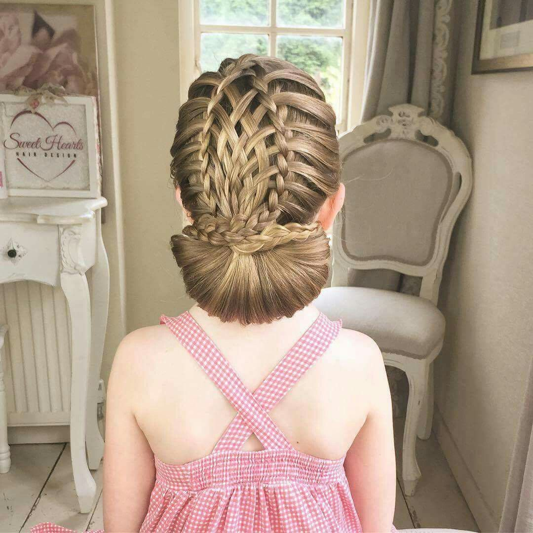 Pin by jenna doran on cute girls hairstyles pinterest girl