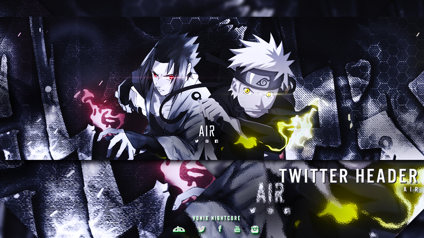 AIR Twitter Header Anime Theme If you like something