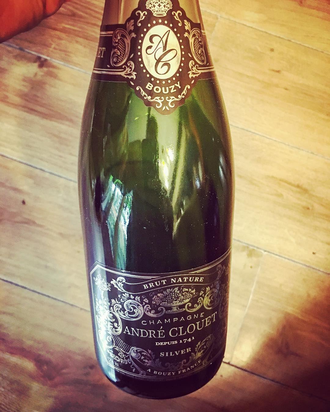 Champagne Andreclouet Brut Nature Magnifique Vin Wine Wein