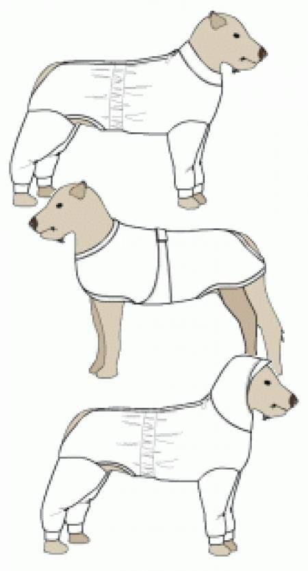 Estos patrones sirven tanto para perro como para gatos,ayudándose de ...