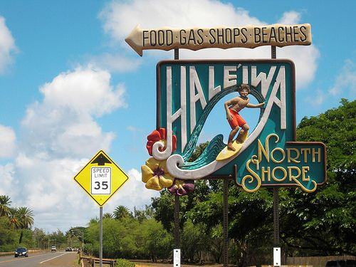 North Shore, been there! love it!