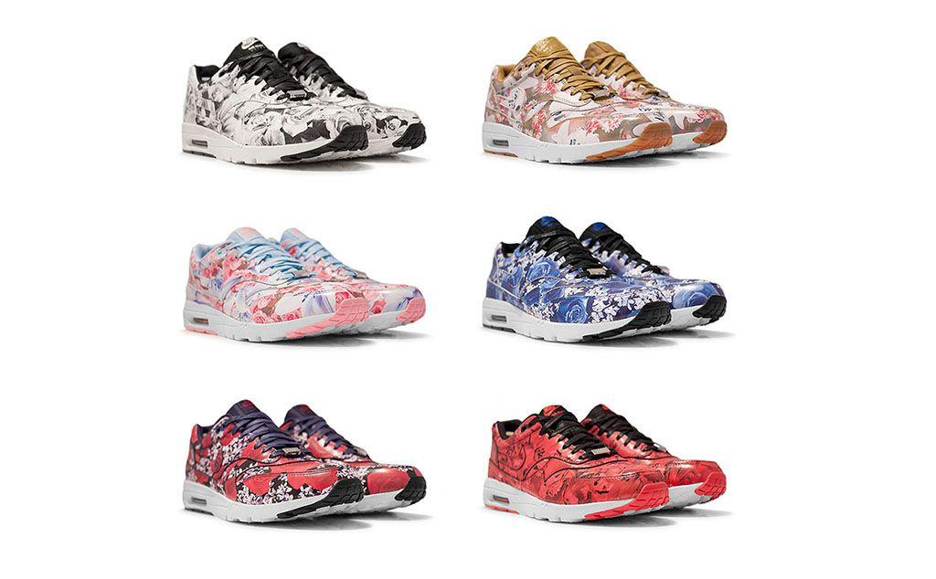 Nike Air Max 1 Ultra Lotc Chaussures De Sport Pour Les Femmes Tokyo