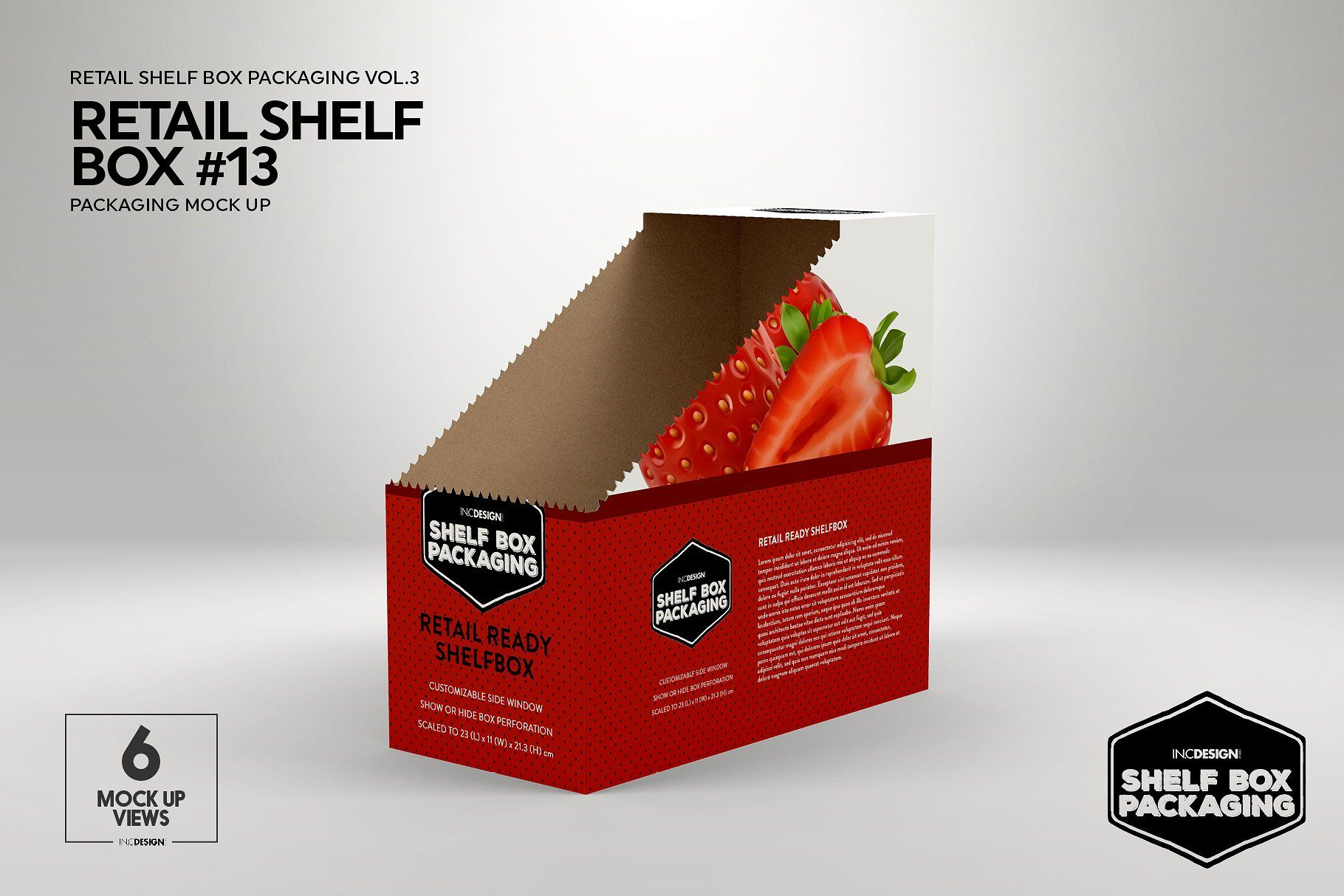 These mockups will save your time and money. Retail Shelf Box 13 Packaging Mockup Retail Shelving Packaging Mockup Brochure Template Psd