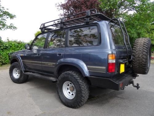 Pin On Toyota 4x4s