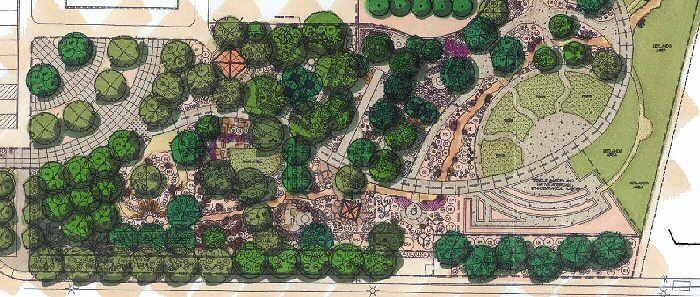 EL DISEÑO Y REALIZACION DE JARDINES grafismo Pinterest El - diseo de jardines urbanos