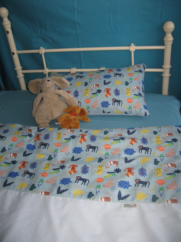 Geburtstagsgeschenk Fraulein Storchenbein Bettwasche